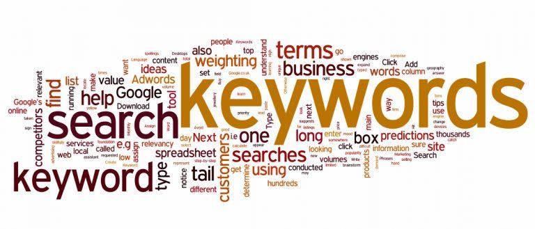 SEO: Powerful Selection of Keywords