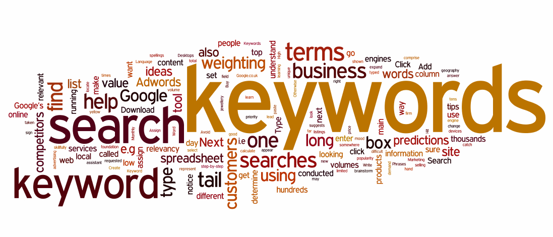 SEO: Powerful Selection of Keywords